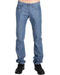 Giorgio Armani Jeans Man - Lyst