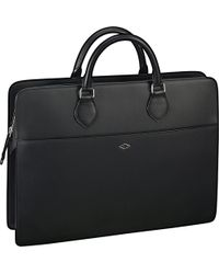 Cartier - Louis Leather Document Holder - Lyst
