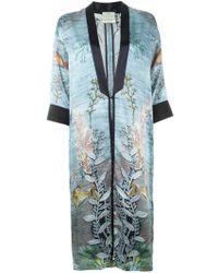 Forte Forte | Ocean Print Kimono | Lyst