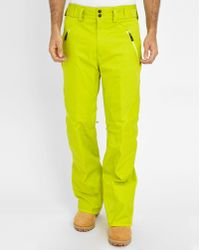 The North Face | Yellow Ravina Ski Trousers | Lyst