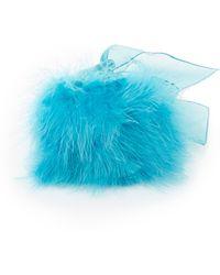 Sonia Rykiel - Feather Cuff - Lyst