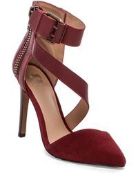 Joe's Jeans Red Ali Heel - Lyst