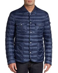 Peuterey Istanbul Puffer Jacket - Lyst