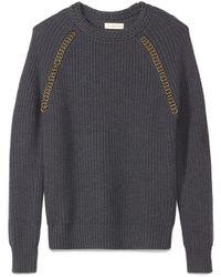 Tory Burch Trudy Sweater - Lyst