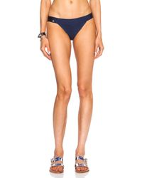 Hervé Léger Summer Bikni Poly-Blend Bottom - Lyst