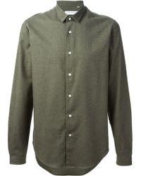 Mr Start - Small Collar Shirt - Lyst