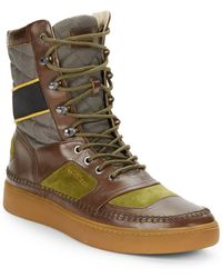 Alexander McQueen x Puma Joust Boots - Lyst