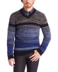 BOSS Orange Agrade | Cotton-Wool Blend Knit Sweater - Lyst