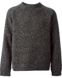 Valentino Crew Neck Sweater - Lyst