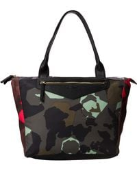 Sam Edelman Sporty Chic Large Tote green - Lyst