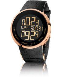 Gucci I- Collection Digital Watch - Lyst