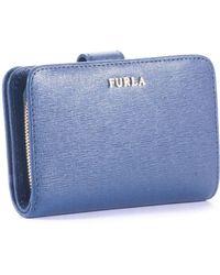 Furla   Zipped Wallet   Lyst