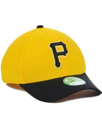 New Era Kids' Pittsburgh Pirates Diamond Era 2 Tone 39Thirty Cap - Lyst