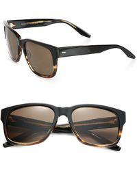 Barton Perreira Hopper Square Acetate Sunglasses - Lyst