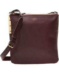 Vince Camuto Neve Small Crossbody - Lyst