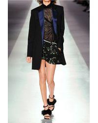 Topshop Unique - Elystan Floral-print Silk Crepe De Chine Shorts - Lyst