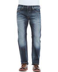 Diesel Safado 885K Denim Jeans - Lyst