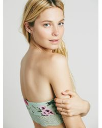 Intimately - Womens Sunny Days Bandeau - Lyst