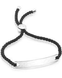 Monica Vinader Havana Friendship Bracelet - Lyst