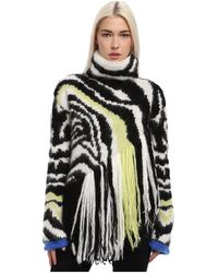 Just Cavalli knitwear turtlenecks sweaters - Lyst