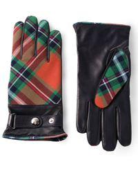 Vivienne Westwood - Exhibition Tartan Gloves - Lyst