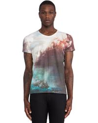 Sons Of Heroes Multicolor Poseidon Tshirt - Lyst