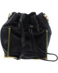 3.1 Phillip Lim Black Under-arm Bags - Lyst