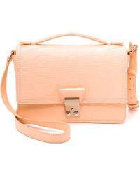 3.1 Phillip Lim Pashli Mini Messenger Bag - White Peach - Lyst