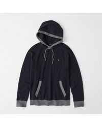 Abercrombie & Fitch - Cashmere Icon Hoodie - Lyst