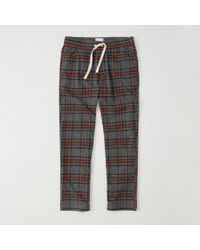 Abercrombie & Fitch - Flannel Pajama Pant Exchange Color / Size - Lyst