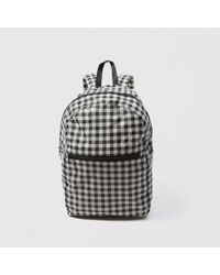 Abercrombie & Fitch - Baggu Gingham Backpack - Lyst