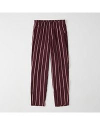 Abercrombie & Fitch - Taper Pants - Lyst
