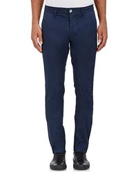 Grown & Sewn - Twill Hampton Trousers - Lyst