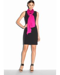 Milly And Mika Scarf - Lyst