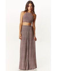 Tigerlily Galium Skirt multicolor - Lyst