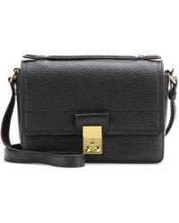 3.1 Phillip Lim Pashli Mini Messenger Leather Shoulder Bag - Lyst