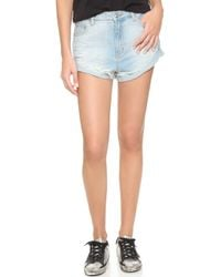Somedays Lovin - Her Muse Rigid Garage Shorts - Lyst
