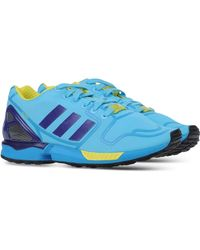 Adidas Originals Low-Tops & Trainers blue - Lyst