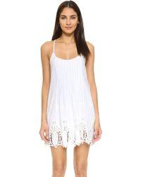 Liv - Ganesha Pleated Dress - Lyst