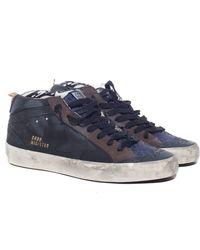 Golden Goose Deluxe Brand Sneakers-Midstar - Lyst