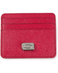 Tod's Classic Cardholder - Lyst