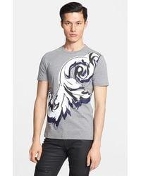 Versace Baroque Print T-Shirt - Lyst