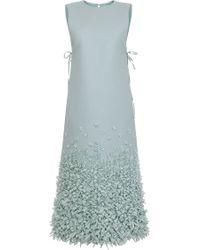 Ruban - Long Embellished Chemisette - Lyst