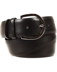 Alberto Guardiani - Belt Tie Classic Buckle Leather - Lyst