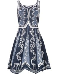 Peter Pilotto | 'lito' Dress | Lyst