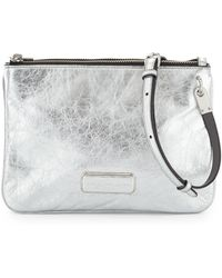 Marc By Marc Jacobs - Ligero Novelty Double Percy Crossbody Bag - Lyst