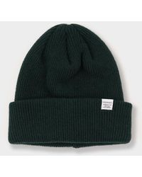 Norse Projects - Norse Beanie - Quartz Green - Lyst
