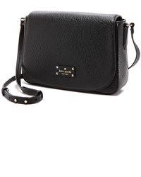 Kate Spade Daley Bag  Black - Lyst