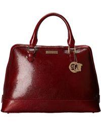 Versace Bowler Bag - Lyst