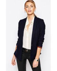 Oasis | Textured Jacket | Lyst